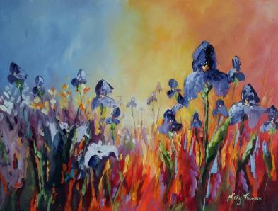 Colourful Garden - AVAILABLE