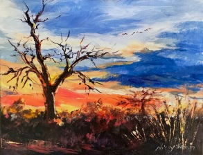 Bush Veld Tree - SOLD