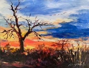 Bush Veld Tree - SOLD